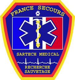 Écusson France Secours